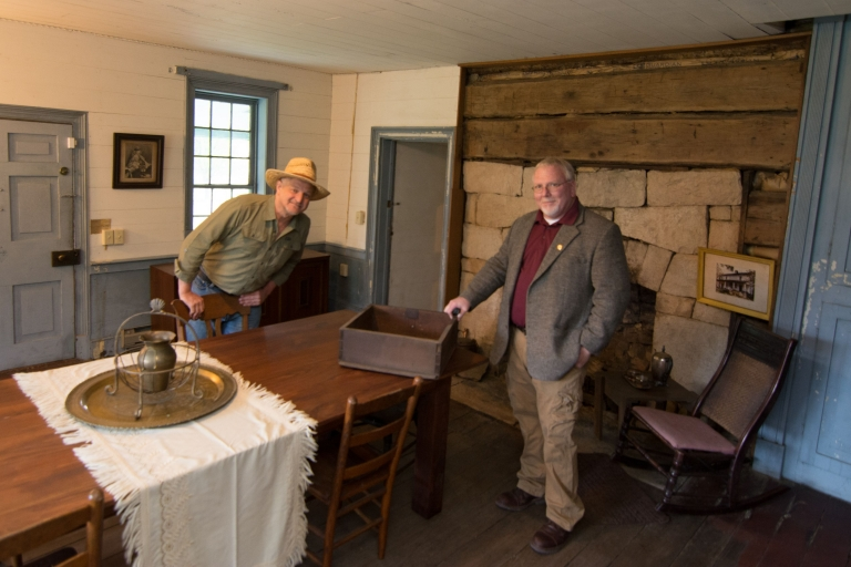 Historians work to divine mysteries of old West Virginia tavern