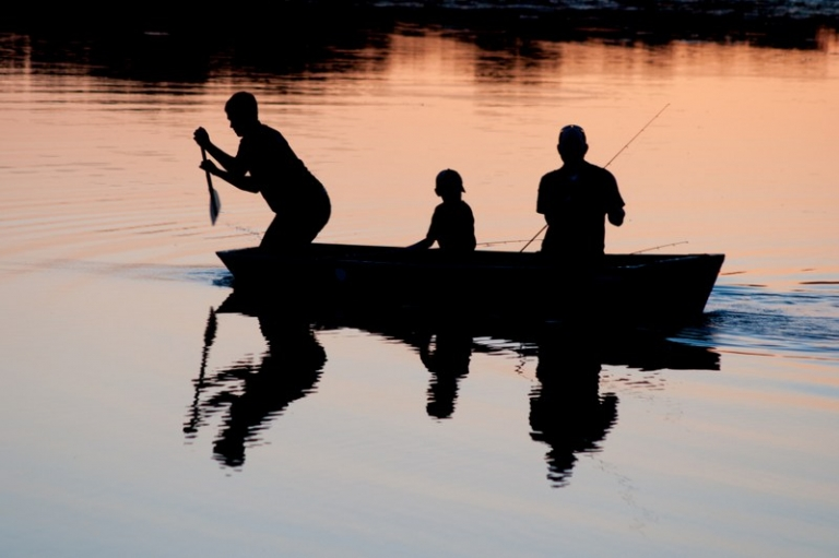 New River Gorge to host Oct. 10 grandfamilies fishing day