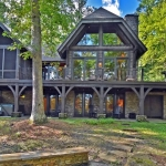 At the rim of the New River Gorge, homes at Wild Rock are attracting residents who value the outdoors.