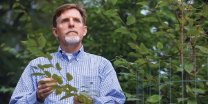 Dr. Greg Dahl is working to improve the urban landscape in West Virginia.
