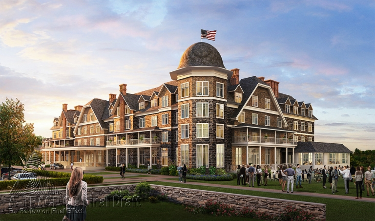 Hill Top House project in Harpers Ferry moving ahead