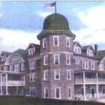 Hill Top House from Postcard