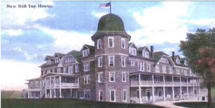 The Hill Top House may be accepting guests by 2024 now that the City of Harpers Ferry has approved construction.