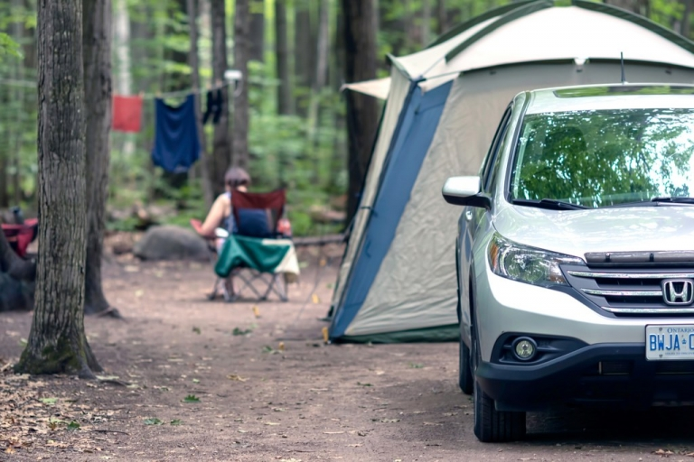 New River Gorge National Park increasing access to campgrounds