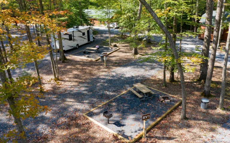 Resort expands camping to welcome New River Gorge guests