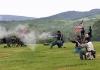 Battle Reenactment at Canaan Valley Resort