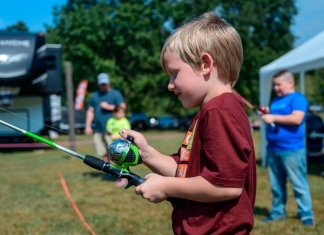 The state's annual youth fishing derby is set for June 12 at Little Beaver State Park near Beckley.
