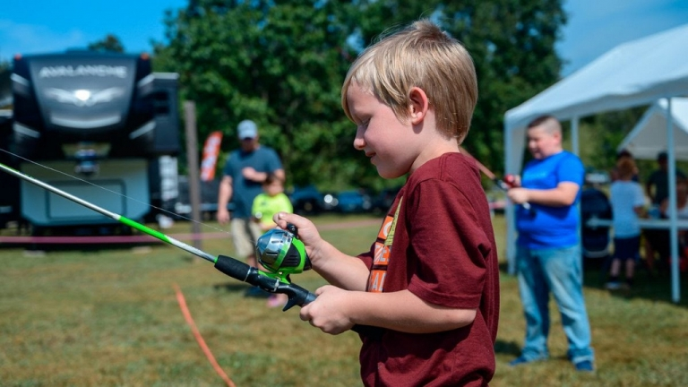 Statewide Free Fishing Weekend being celebrated June 12-13