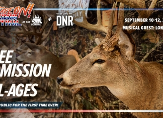 2021 National Hunting & Fishing Days celebration to take place at Adventure on! Freedom Festival Sept. 10-12 with free general admission.