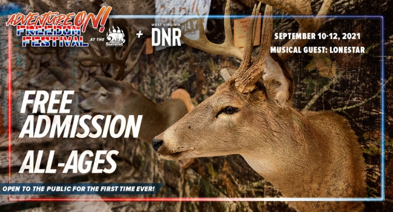 W.Va. Hunting and Fishing Days moves to New River Gorge