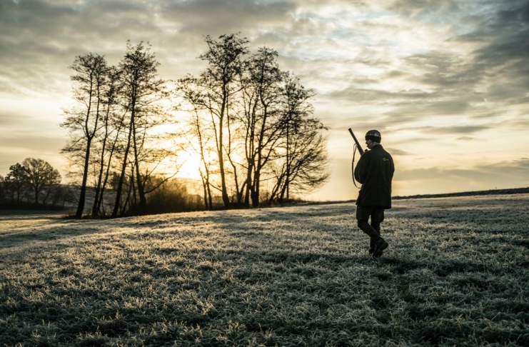 Hunting is permitted in parts of the New River Gorge National Park & Preserve. (Photo courtesy Julian Hanslmaier)