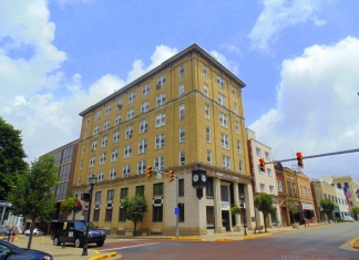 Endangered historic structures such as those in downtown Beckley will benefit from increased funding through the Preservation Alliance of West Virginia.