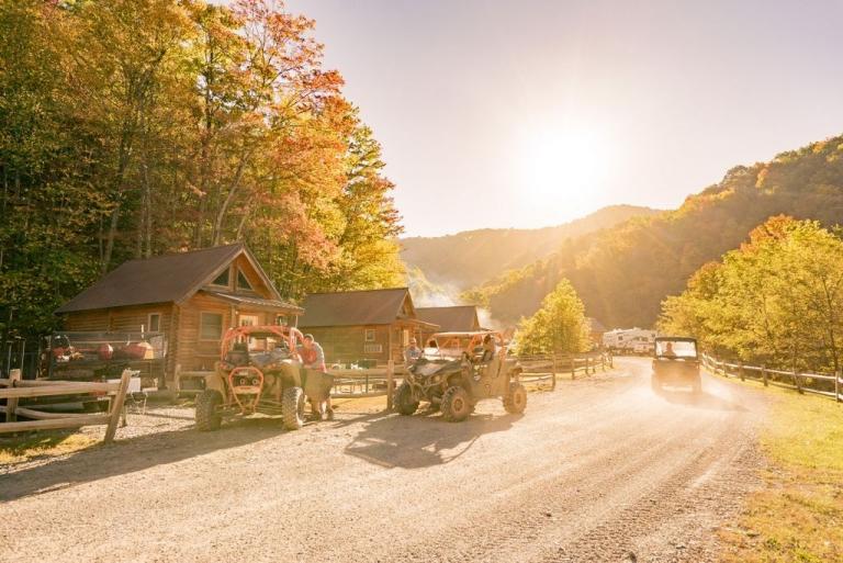 W.Va. State U. promoting Hatfield-McCoy ATV tourism